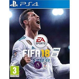 FIFA 18 - Standard Edition - Region All - PlayStation 4