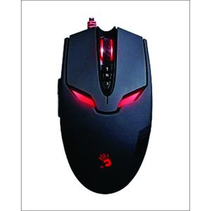 Bloody A4TECH V4M Gaming Mouse - Multicore Metal Feet
