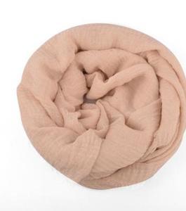 Beautiful Crinkle Hijab Scarf For Women Skin
