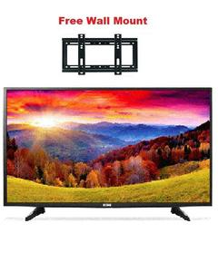 Icon Icon 32 Inch  HD LED TV With free Wall Mount