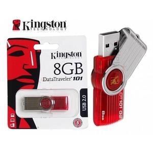 Kingston 8GB DataTraveler 101 USB Flash Drive
