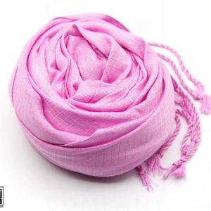 fashion all season women scarf thin shawls and wraps lady solid female hijab stoles long cashmere pashmina foulard head scarves pink Plain Cotton Silk  Mix Stole Scarf For Women girls length 2.15 meter