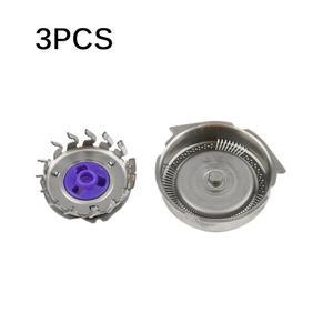 UR 3PCS/SET Replacement Shaver Head Blades Suitable for Philips Norelco Razor