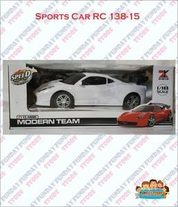 Modrenteam Rc Sports Car 138-15 - White