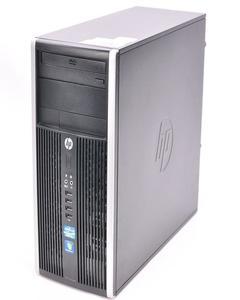 Compaq 6200 Pro Microtower PC (Intel Core i3 3rd Generation  2GB RAM DDR3, 250GB HDD,DVDRW, Windows 7 Professional) (Certified PC)