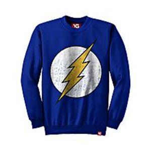 Why GenFlash - Royal Blue Colour - fleece Sweatshirt