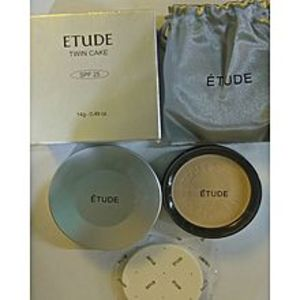 Etude Face Powder (Twin Cake) - Beige