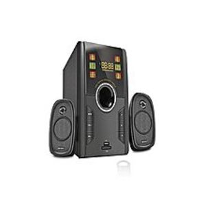 Audionic Max 350 Bt - 2.1 Channel Speaker System - Black