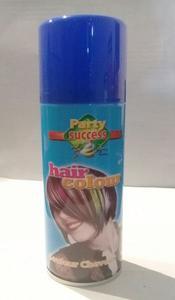 Party Success Hair Coloring Spray - Blue 125ml