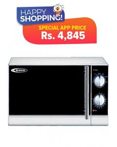 waves microwave oven - 20ltr