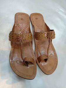 Stylish Elegant Traditional Kolhapuri Footwears For Women
