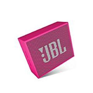 JBLGO Portable Wireless Bluetooth Speaker-Pink