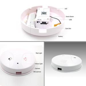 HD Wifi Smoke Detector