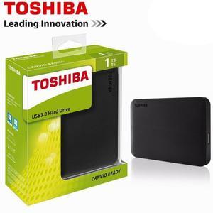 00056 TOSHIBA 3.0 SSD 128GB PORTABLE HARD DRIVE