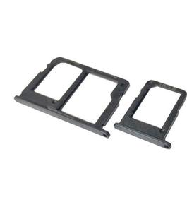 Sim Tray for Samsung J7 Prime - Black