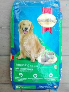 Smart heart Chicken & Egg Flavor 20 kg 10 per Extra 100% imported