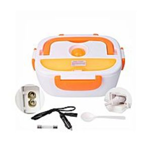 Live shopElectric Lunch Box - Orange