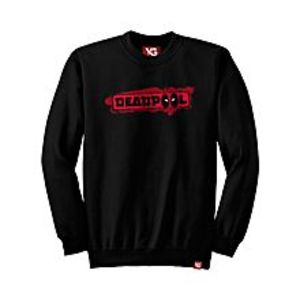 Why GenDeadpool - Black Colour - fleece Sweatshirt