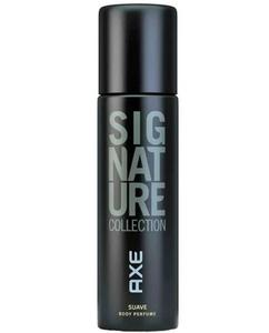 Axe Signature Collection Suave Body Perfume For Men, 122ml