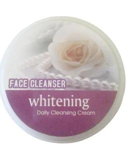 Saeed Ghani Whitening Face Cleanser Cream, 125g