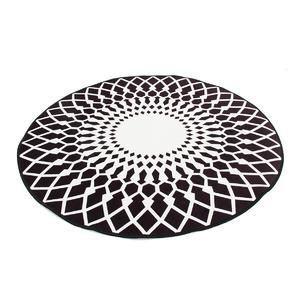 3D Soft Anti-Slip Floor Carpet Bird's Nest Round Rug Dining Room Bedroom Mat
