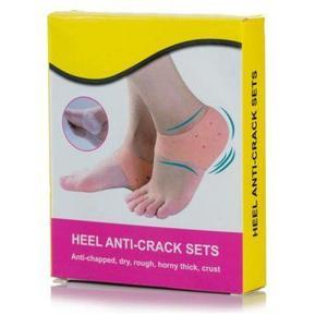 Anti Heel Crack Made of Soft bio-gel Material
