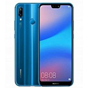 "Huawei P20 Lite 2018 - 5.84"" Display - 4GB RAM - 64GB ROM - Android 8.0 - 16MP - 3000mAh - Blue"