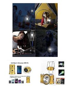 New Wireless 5W 4Mode Super Bright Led Rechargaeble Work Light Lamp