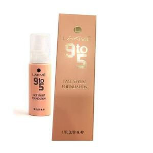 Lakme 9 to 5 face stylist foundation