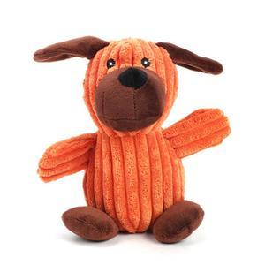 Pet Dog Cat Toys Chew Plays Squeaky Sound Toy Velvet Plush Supplies