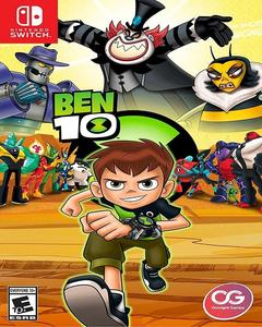 Ben 10 - Nintendo Switch Edition Outright Games