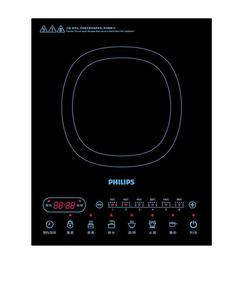 HD4932/00 - Viva Collection - Premium Induction Cooker - 2100 W - Black (Brand Warranty)