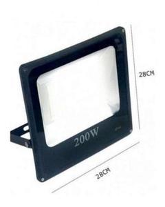 Best Quality Led Flood Light 200W - Black