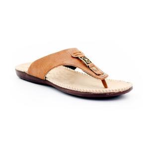 Men Bata Tan Sandals