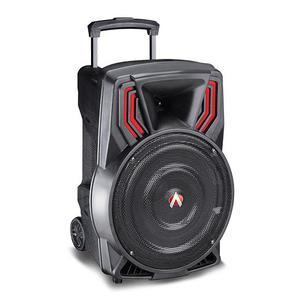 Audionic Classic Masti-125 - Wireless Movable Speaker - Black