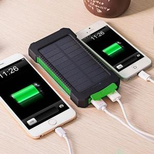 4 IN 1 10,000MAH SOLAR POWER BANK WATER PROOF RS.999