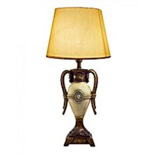 DareechayExtra Large Drawing Room Table Lamp - White - WTBL-029