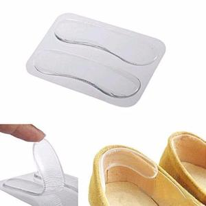 Gel Forefoot Silicone Shoe Pad Insoles, Women High Heel Elastic Cushion, Protective Comfy Feet Palm Care Pads