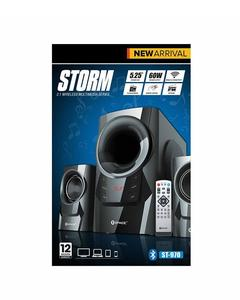 Storm St-970, 2.1 Wireless Multimedia Speakers