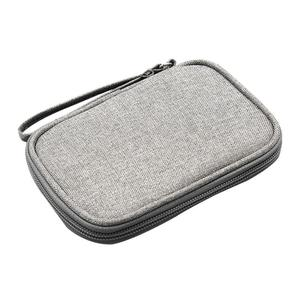 Travel Universal Cable Organizer Electronics Accessories Cases For Various USB,Phone,Charger,Disk And Cable
