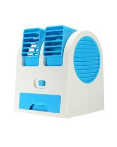 Dealizle Mini Air Cooler Fan - Usb Pin - Battery Operated
