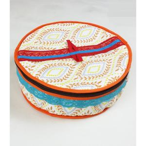Hot Pot Roti Basket Multicolor & Multi Designed