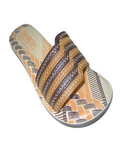 Brown Rexiene Premium Quality PU Slipper For Women