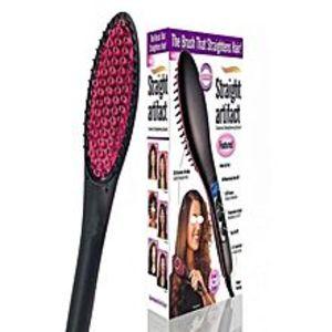 As seen on tvSimply Straight Hair Straightening Brush
