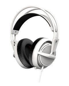 Steel Series Siberia 200 - Gaming Headset - White