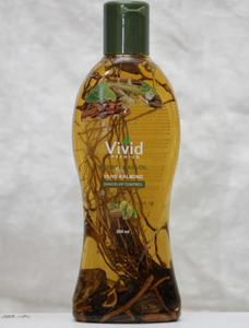 Vivid Premium Herbal Hair Oil Olive and Almond 200 ml