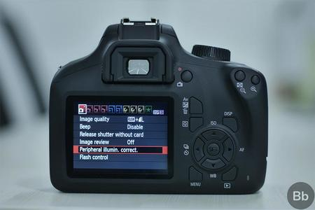 Canon EOS 3000D with lens 18-55mm