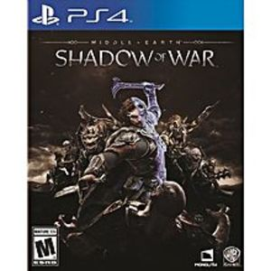 Warner BrosMiddle-Earth: Shadow Of War - Standard Edition - PS4