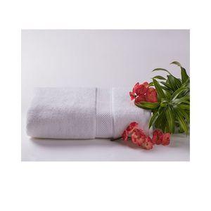 HTE-003 -Bath Towel - White