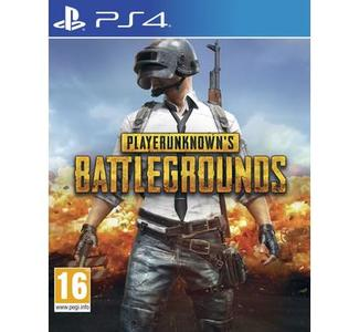 PUBG - PLAYERUNKNOWN'S BATTLEGROUNDS (PS4)